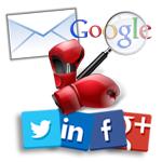 Hoe effectief zijn Zoekmachine- en E-mailmarketing vergeleken met Sociale Media?