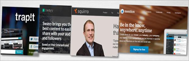 4 online curatie tools voor content marketing