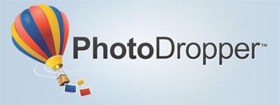photodropper fotos wordpress